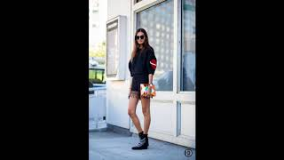 Gizele Oliveira Street wear / Street Snap / Fashion Recommend to you