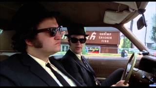 Du magst den Wagen nicht? (The Blues Brothers)