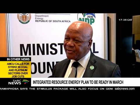 Long-awaited IPR will be ready by March: Radebe
