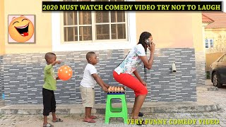 TOP NEW FUNNY COMEDY VIDEO 2020 | TRY NOT TO LAUGH (Family The Honest Comedy) EP 1
