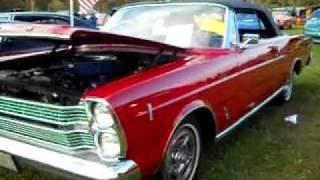 Check This 1966 Ford Galaxy 500 Convertible Car