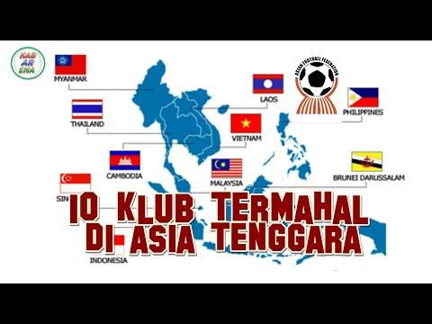 3 Klub Indonesia Dalam 10 Klub Termahal Di Asia Tenggara | Shoppe Liga 1