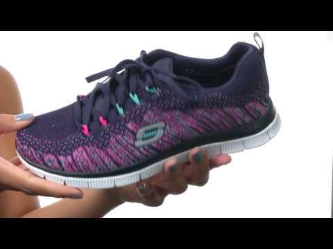 02ec0132dcb9f Zapatillas Skechers Flex Appeal para mujer. Ofertas