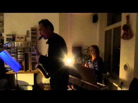 Olivier Gomes En Marie-Jose Keijzers Spelen Variations Sur Un Thème Espagnol