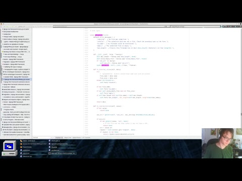 Media Center | Python/Django/JavaScript/ES6 Live Coding - Episode 18