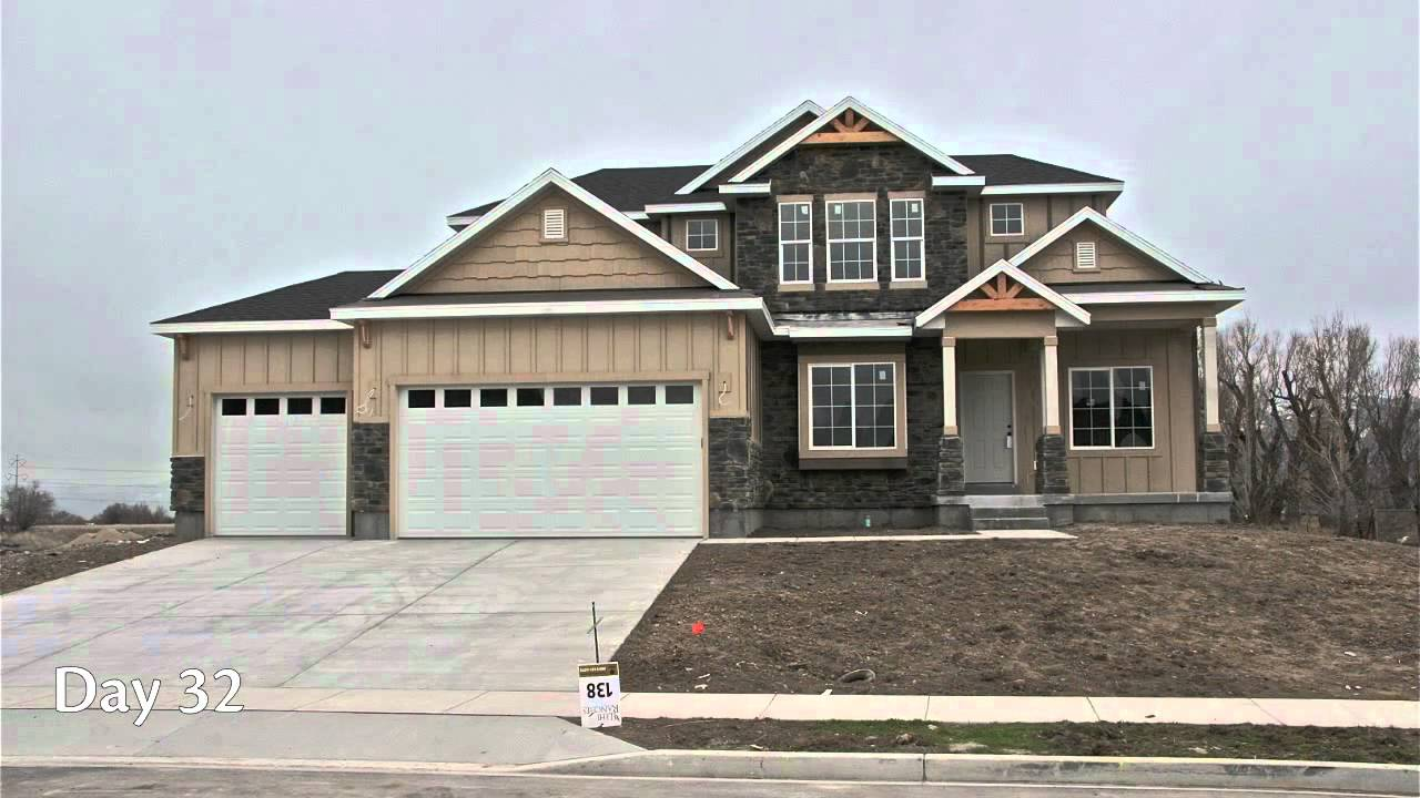 Utah home builder utah home builder by salisbury homes for Home designs utah
