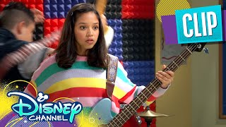 Sydney Gets Her First Period | Sydney to the Max | Disney Channel