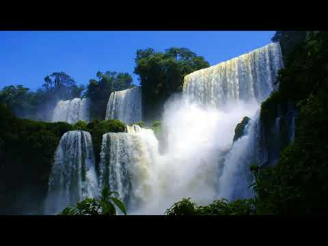 Beautiful Waterfalls No Copyrights Free Background Video Loop Download Animation