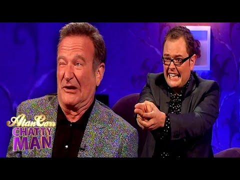 Download Robin Williams' Penis Impersonation | Alan Carr: Chatty Man with Foxy Games