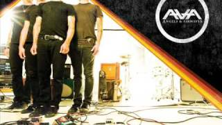 angels and airwaves - jumping rooftops [w/lyrics]
