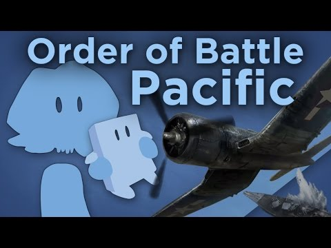 Order of Battle: Pacific - Can a Game Recreate Pearl Harbor? - James Recommends