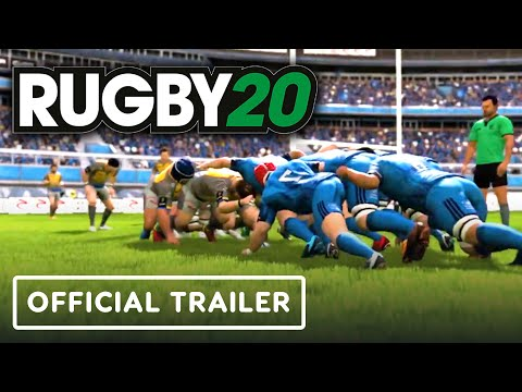 Rugby 20 - Official Trailer