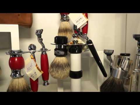 Beauty Forum Munich 2015: Golddachs setzt auf Vintage Shaving Produkte