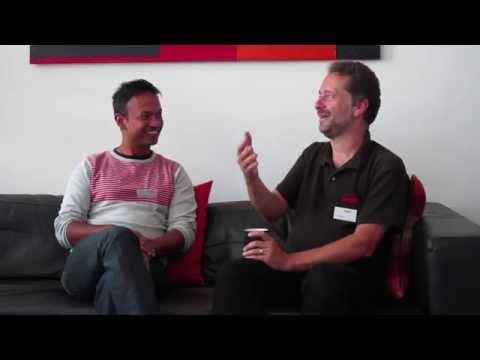 Frege Day Interview - Joshy Cyriac