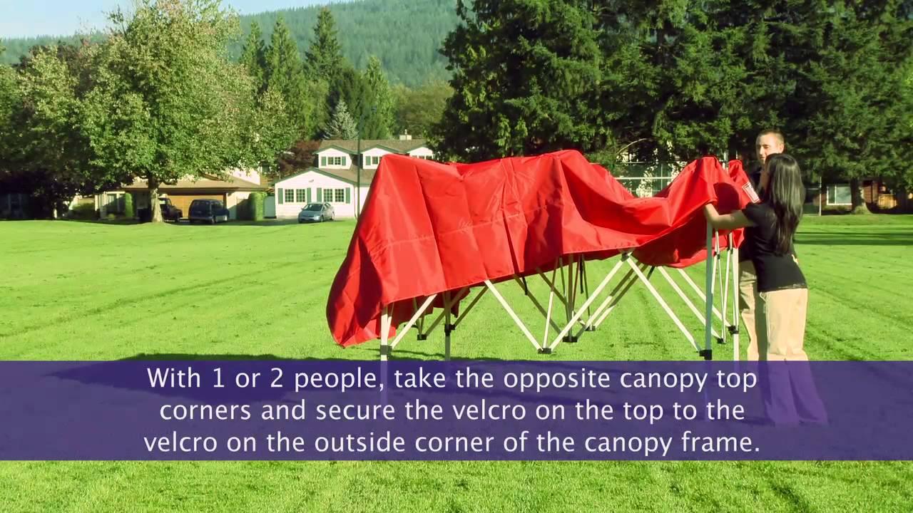 Setup Instructions - Impact Canopy