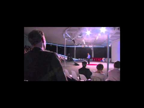 The path to understanding the brain: Henry Markram at TEDxCHUV