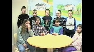 Kursverksamhet i Bosund skola 1996 / Larsmo När-TV