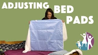 Autism Resources | Adjusting Bed Pads