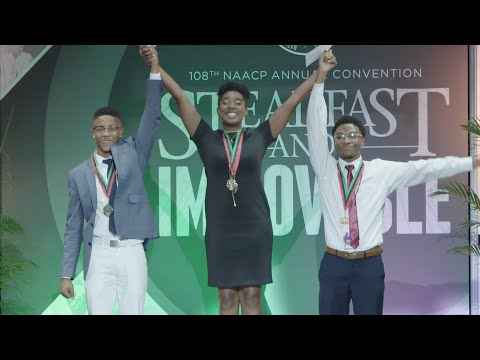 NAACP is preparing future history makers with support from Google.org
