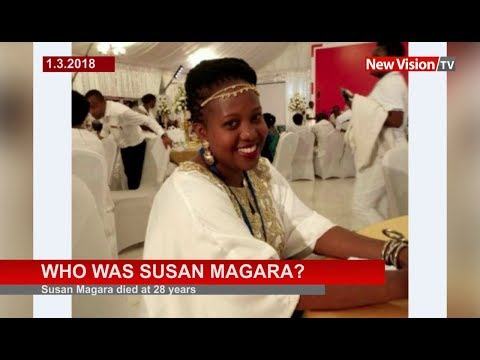 Who was Susan Magara?