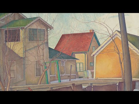 When this curator moved to Winnipeg, Lionel LeMoine FitzGerald's paintings came alive