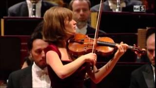 SIBELIUS Violin Concerto ● BIS | L.Batiashvili, OS.Cecilia, A.Pappano | video 2015 ®