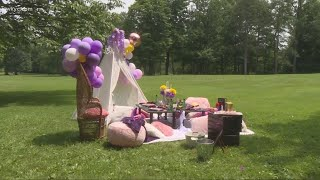 Ohio woman provides hassle-free picnics to couples, groups