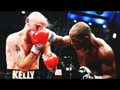 Bernard Hopkins Vs Kelly Pavlik - Highlights (Hopkins SCHOOLS Pavlik)