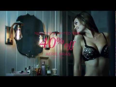Lisalla Montenegro Lingerie Commercial (Fall 2012)