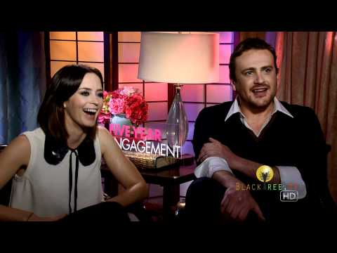 The 5 Yr Engagement | Jason Segel And Emily Blunt Give Dating Advice
