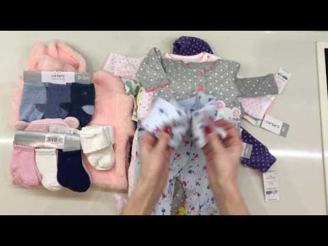 Одежда Carters(с ценами) 2 часть