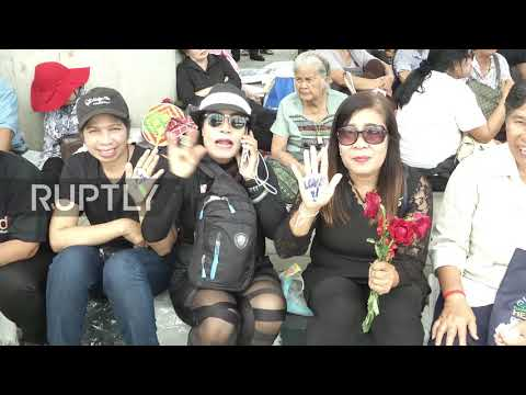 Thailand: Former PM Shinawatra's verdict postponed as supporters gather at Supreme Court