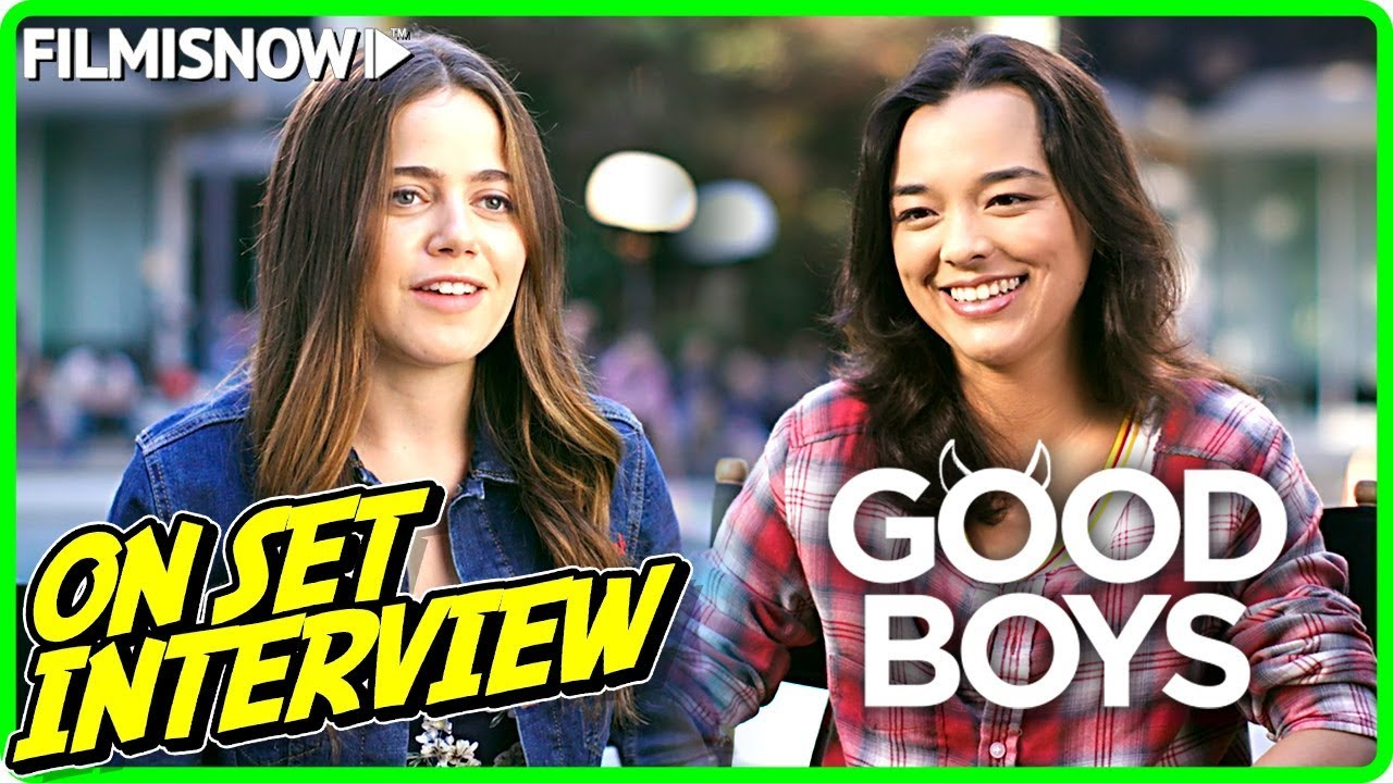 GOOD BOYS | Molly Gordon