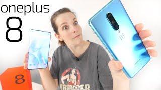 OnePlus 8 (vs 8 PRO) -¿el mayor RIVAL para del iPhone SE?-