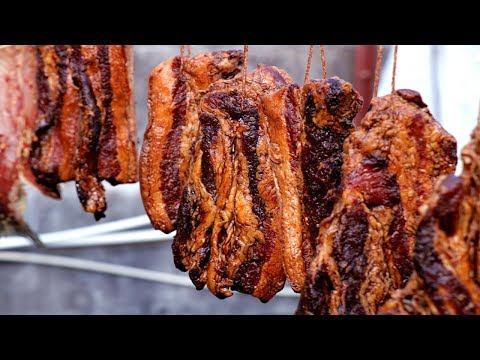 風乾醬肉家庭做法:做法和調料詳細講解,簡單易學,比臘肉還好吃【夏媽廚房】