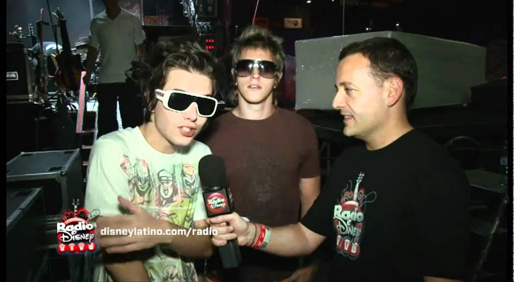 Radio Disney Vivo Argentina: ¡Restart sale a escena! - YouTube