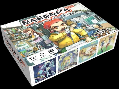 Playing Mangaka with Creator Jason Thompson