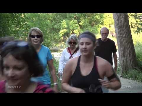 DuPage County's Forest Fitness Walks