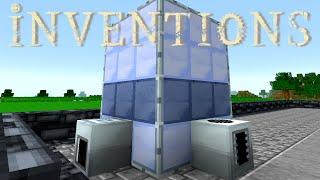 Minecraft Mods FTB Inventions - INDUSTRIAL BLAST FURNACE [E05]