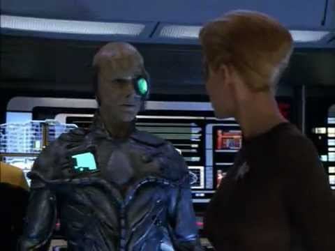 Star Trek Voyager Clip: One Enhances Systems