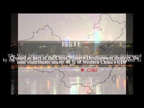 Economy of Chongqing Top # 7 Facts