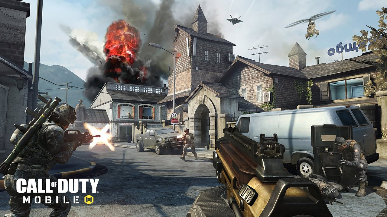Call Of Duty Mobile Official Launch Trailer Youtube