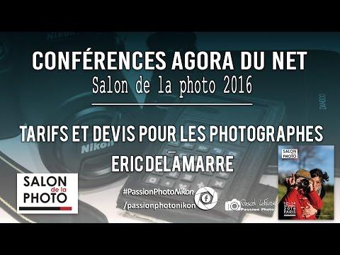 Tarifs et devis pour les photographes – Eric Delamarre