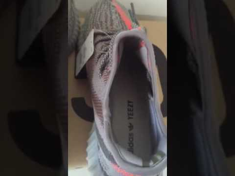 5e0c9211 Yeezy boost 350 V2 beluga sply 350 From dhgate - YouTube