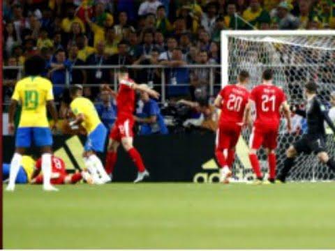 Sérvios choram a derrota e eliminação do Mundial da Rússia | SBT Brasil (27/06/18)