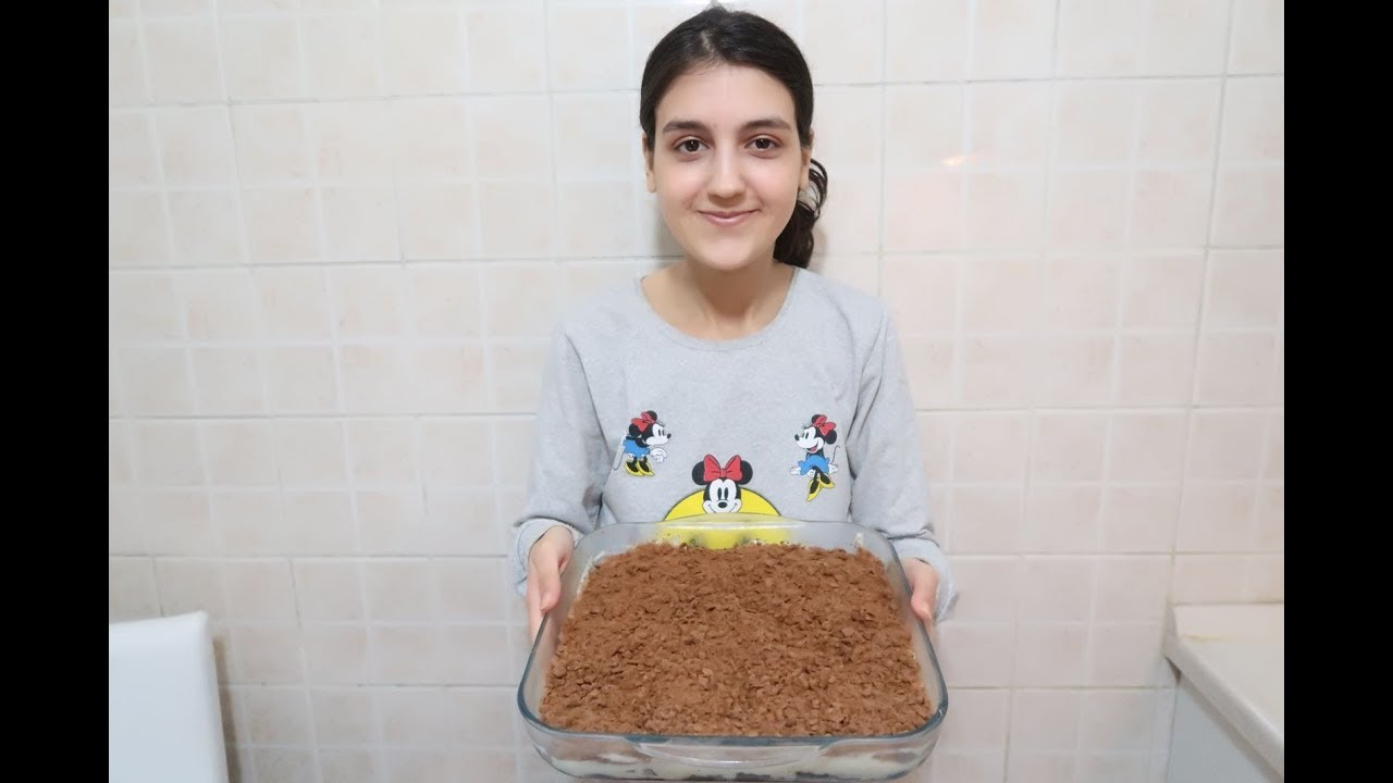 Bisküvili Tavuk Göğsü Yapımı Videosu