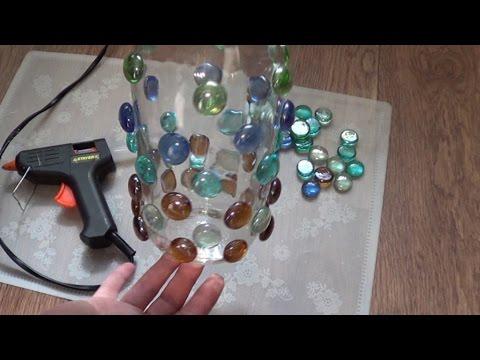 DIY: 3 ВАЗЫ для цветов