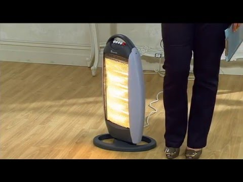 Oscillating Heater