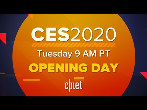 CES 2020 Opening Day Livestream