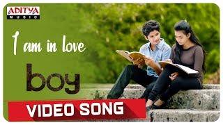 I am in love Song    Boy Songs    Lakshya Sinha, Sahiti    Elwin James and Jaya Prakash.J